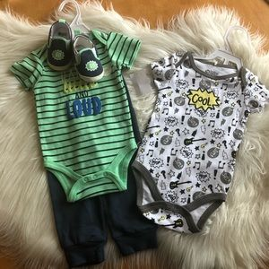 Baby Gear 6-9 Month NWT Lot